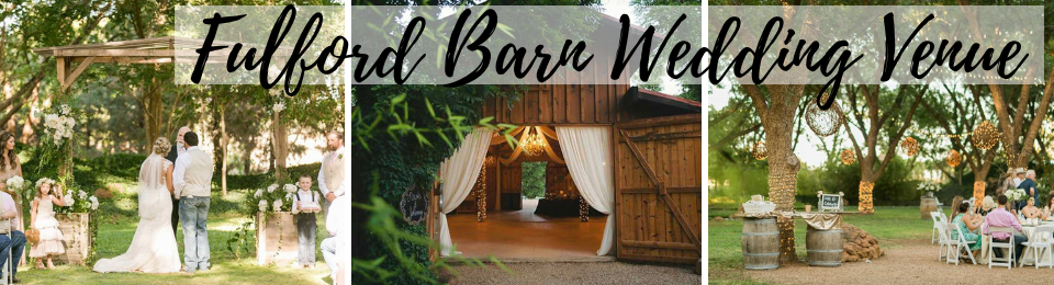 Fulford Barn Wedding Venue